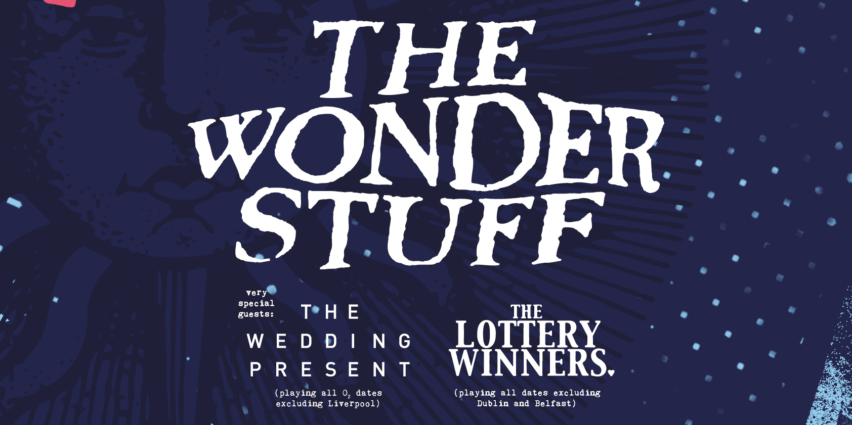 The Wonder Stuff 30th Anniversary Tour