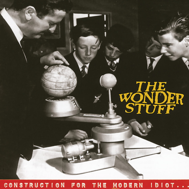 CONSTRUCTION FOR THE MODERN IDIOT (2000 RE-ISSUE)