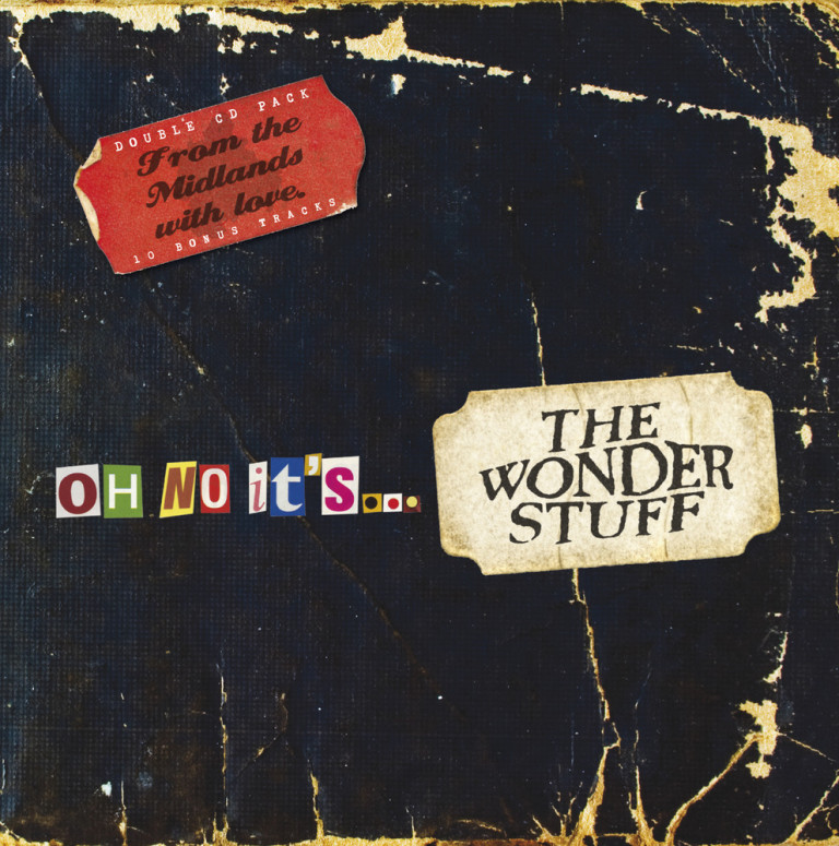 The Wonder Stuff - Who Wants To Be The Disco King?