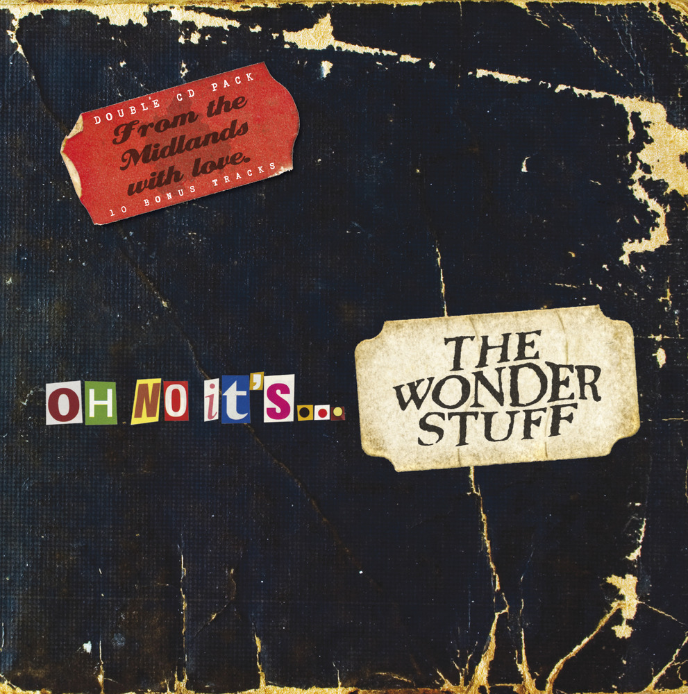 Oh No Its The Wonder Stuff