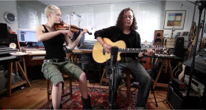 The Wonder Stuff - Be Thy Name (acoustic version)