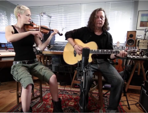 The Wonder Stuff – Be Thy Name (acoustic version)