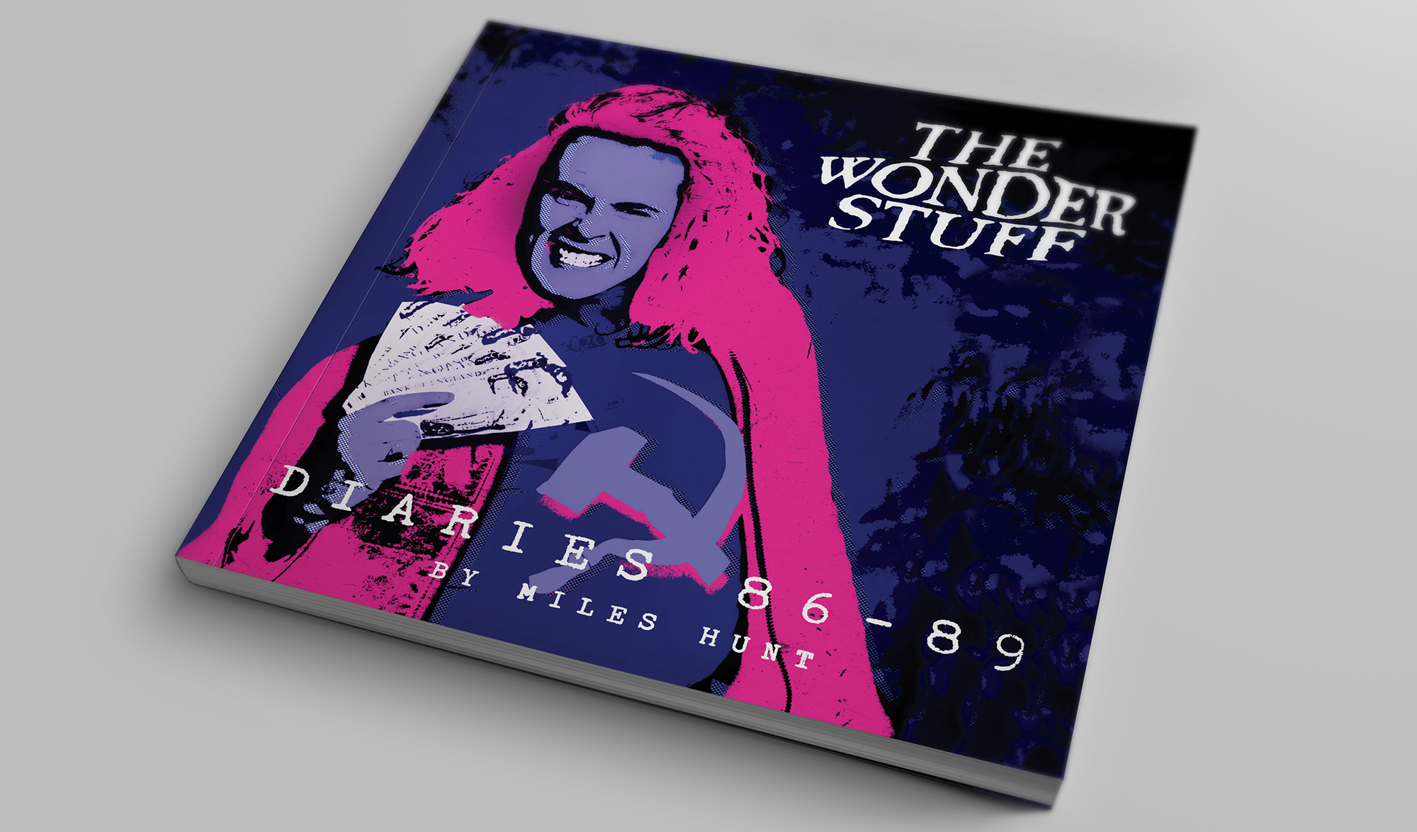 THE WONDER STUFF DIARIES - '86-'89