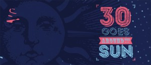 30 Goes Around the Sun – Buy tickets