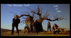The Wonder Stuff - Full Of Life (Happy Now)
