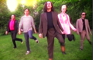 For the broken hearted video The Wonder Stuff