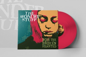For The Broken Hearted Limited Edition Pink Vinyl