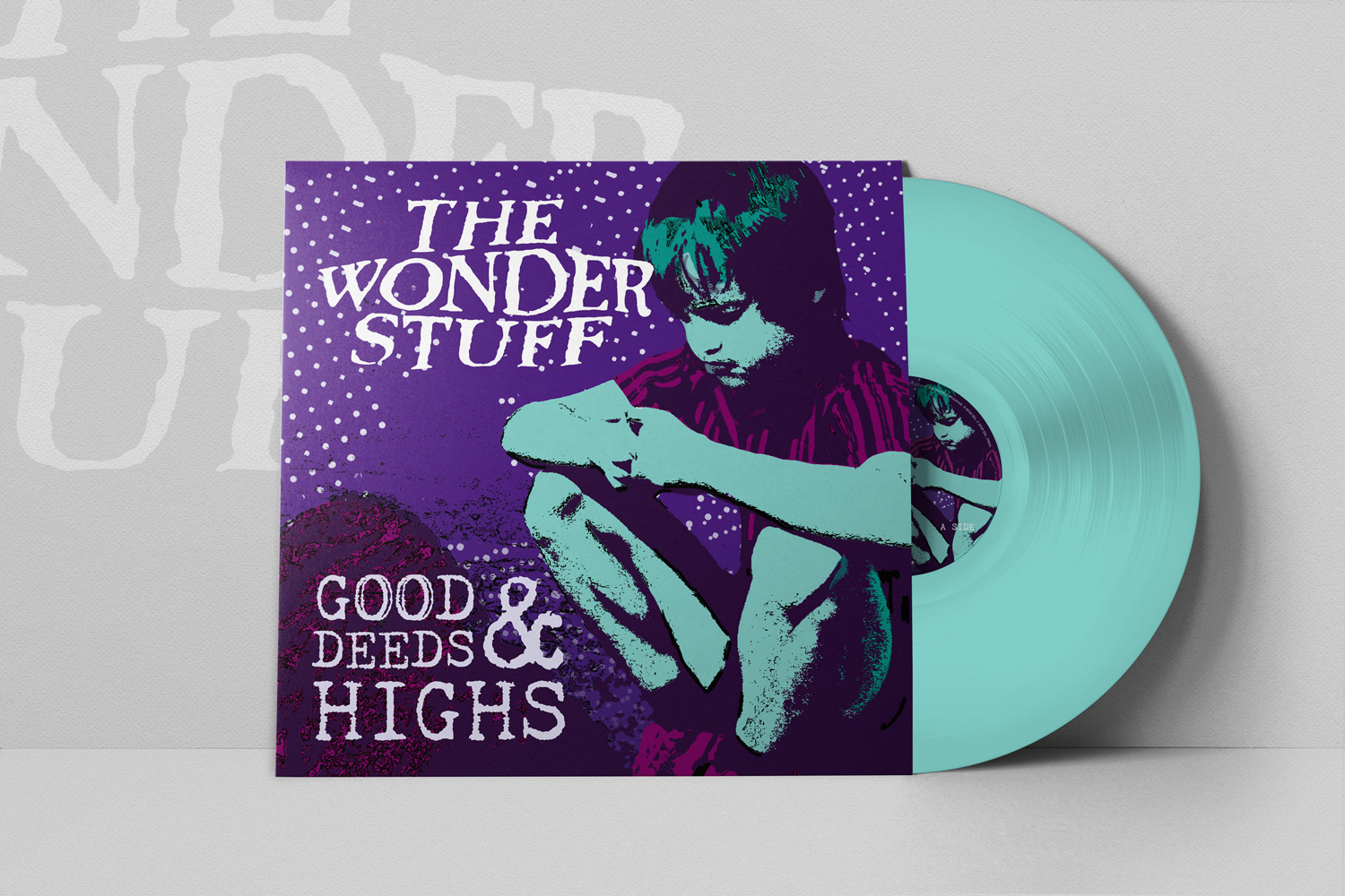 The Wonder Stuff Good Deeds & Highs