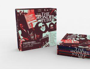 UPSTAGED: A Live Anthology. 1987-2016